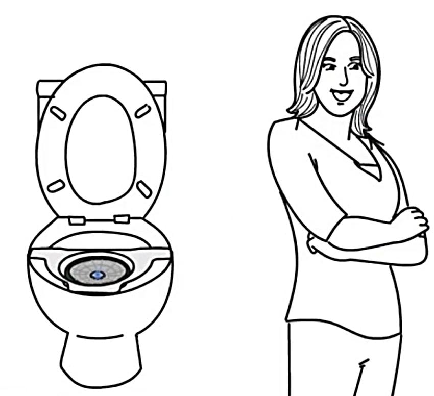 iUFlow Urine Flow Test at home Uroflowmeter