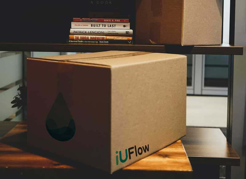 iUFlow Uroflowmeter doctors and physical therapist pack